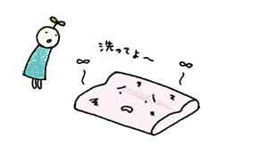 洗ってよ〜