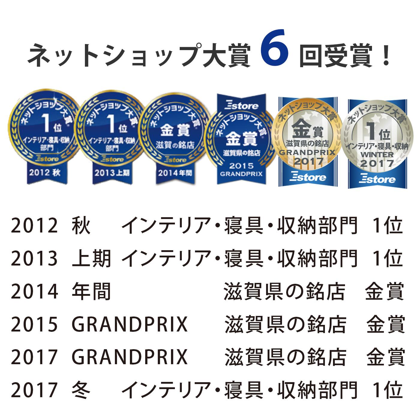 2017ショップ大賞受賞